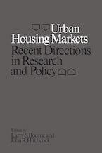 Urban Housing Markets