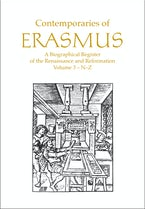 Contemporaries of Erasmus