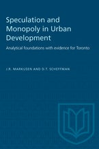 Speculation and Monopoly in Urban Development