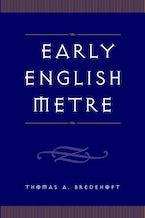 Early English Metre