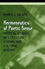 The Hermeneutics of Poetic Sense