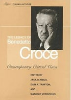 The Legacy of Benedetto Croce