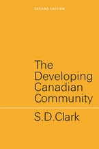 The Developing Canadian Community