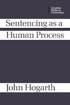 Sentencing as a Human Process