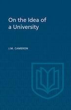 On the Idea of a University