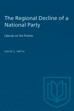 The Regional Decline of a National Party