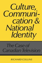 Culture, Communication and National Identity
