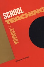 Schoolteaching in Canada