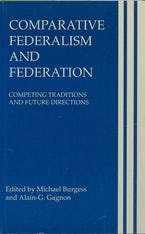 Comparative Federalism and Federation