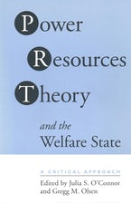 Power Resource Theory and the Welfare State