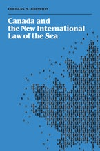 Canada and the New International Law of the Sea