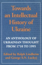 Towards an Intellectual History of Ukraine