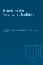 Theorizing the Americanist Tradition