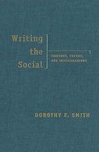 Writing the Social
