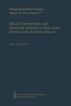 Fiscal Frameworks and Financial Systems in East Asia