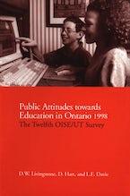 Public Attitudes Towards Education in Ontario 1998