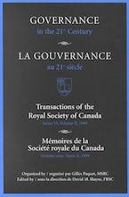 Governance in the 21st Century / Gouvernance Au 21e Siècle