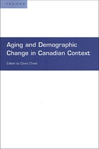 Aging and Demographic Change in Canadian Context