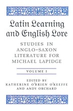 Latin Learning and English Lore (Volumes I & II)