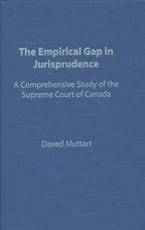 Empirical Gap in Jurisprudence