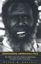 Recognizing Aboriginal Title