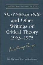 The Critical Path and Other Writings on Critical Theory, 1963-1975