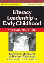 Literacy Leadership in Early Childhood