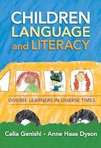 Children, Language, and Literacy