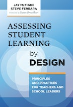 Assessing Student Learning by Design