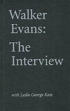 Walker Evans: The Interview