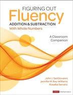 Figuring Out Fluency - Addition and Subtraction With Whole Numbers