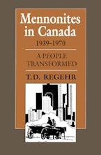 Mennonites in Canada, 1939-1970