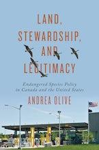 Land, Stewardship, and Legitimacy
