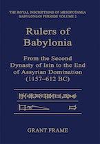 Rulers of  Babylonia