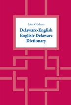 Delaware-English / English-Delaware Dictionary