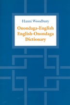 Onondaga-English / English-Onondaga Dictionary