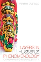 Layers In Husserl's Phenomonology