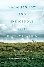 Canadian Law and Indigenous Self‐Determination