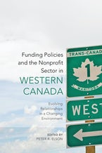 Funding Policies and the Nonprofit Sector in Western Canada