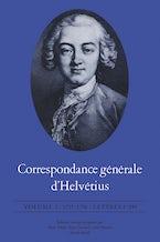 Correspondance générale d'Helvétius