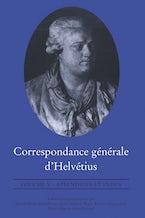 Correspondance générale d'Helvétius, Volume V