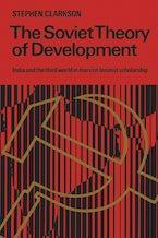 The Soviet Theory of Development