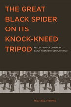 The Great Black Spider on Its Knock-Kneed Tripod