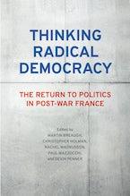 Thinking Radical Democracy