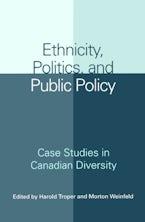 Ethnicity, Politics, and Public Policy