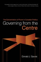 Governing from the Centre