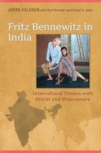 Fritz Bennewitz in India