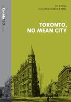 Toronto, No Mean City