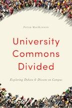 University Commons Divided