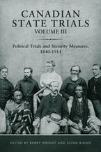 Canadian State Trials, Volume III
